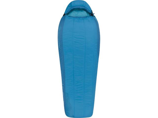 Sea to Summit Venture VtI Sleeping Bag Regular Women, azul